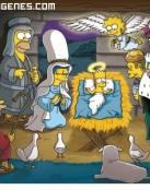 Portal de Belen de Simpsons