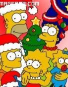 Simpsons en Navidad
