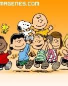 Snoopy y sus colegas