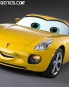 Coche Cars Disney