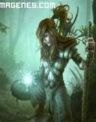 Guerrera del bosque