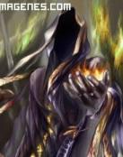 Imagen de señor oscuro